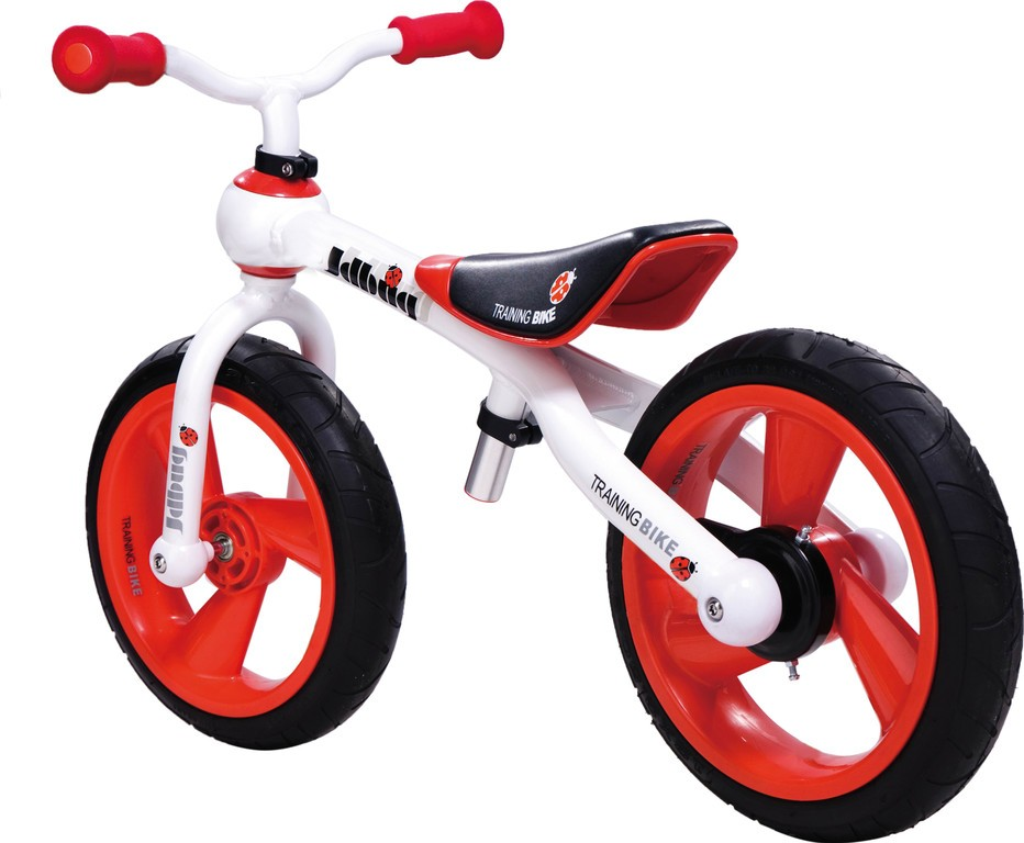 Bici infantil Trainer Bike 12 JD Bug TC-09 rojo