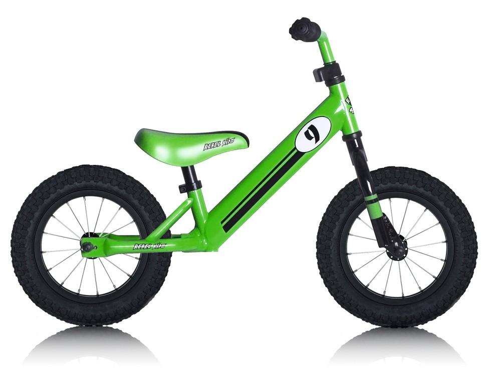 "Bici aprendizaje Rebel Kidz 12,5"" Steel"