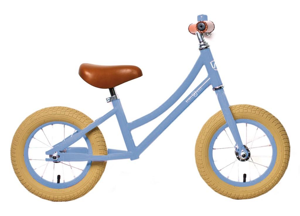 "Rebel Kidz Bici de aprendizaje Air Classic Boy 12,5"" acero"